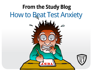 How To Beat Test Anxiety