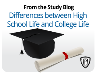 Differences Between High School Life and College Life