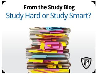 study hard or study smart?
